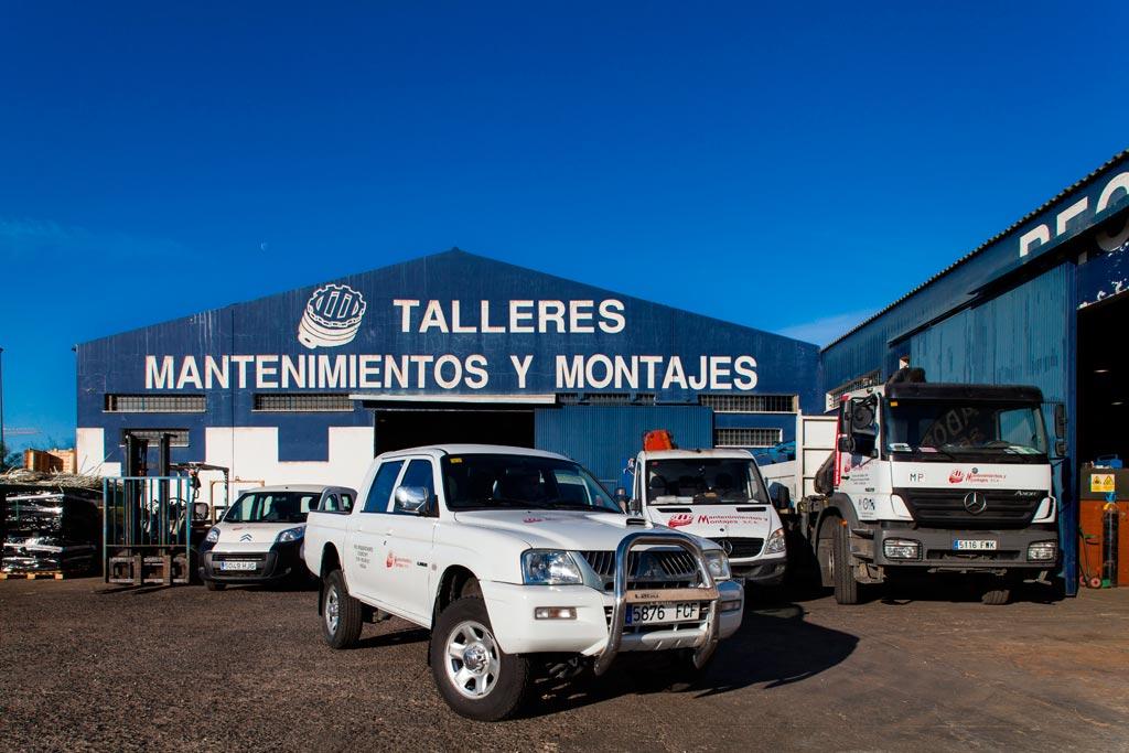 Instalaciones Mantenimientos y Montajes SCA, Huelva