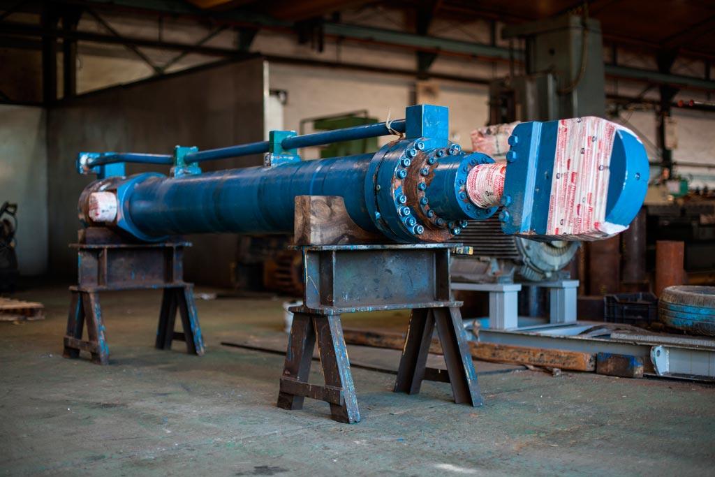 Servicios Mecánica industrial - Mantenimientos y Montajes SCA